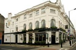 The Hand and Flower, Hammersmith, London