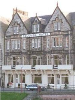 Columba Hotel, Inverness, Highlands
