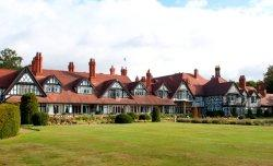 Petwood Hotel, Woodhall Spa, Lincolnshire