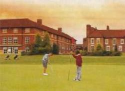 Telford Golf and Country Club, Telford, Shropshire
