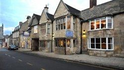 The Bull & Swan at Burghley, Stamford, Lincolnshire