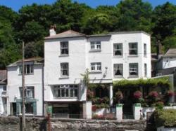 The Claremont Hotel, Polperro, Cornwall