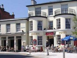 The Crown Hotel, Ryde, Isle of Wight
