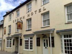 The Crown Hotel, Pwllheli, North Wales