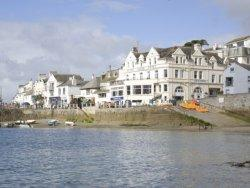Ship and Castle Hotel, St Mawes, Cornwall