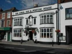 The Angel Inn Hotel, Pershore, Worcestershire