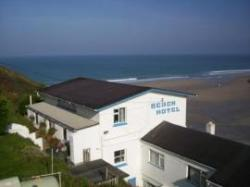 The Beach Hotel, Porthtowan, Cornwall
