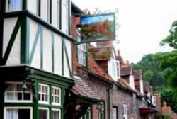The Stag & Huntsman at Hambleden, Henley on Thames, Oxfordshire