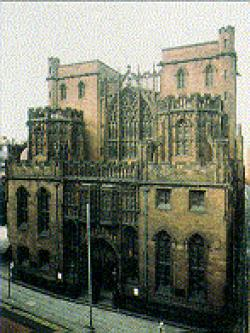 John Rylands University Library (Special Collection), Manchester, Greater Manchester