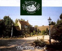 Wild Duck Inn, Cirencester, Gloucestershire