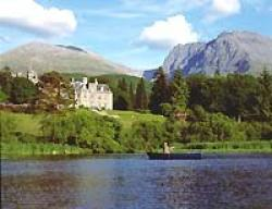 Inverlochy Castle Hotel, Fort William, Highlands