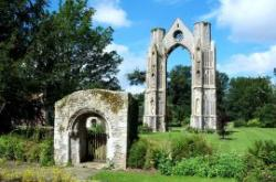 Walsingham Abbey Grounds, Little Walsingham, Norfolk