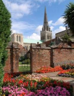 Chichester Cathedral, Chichester, Sussex