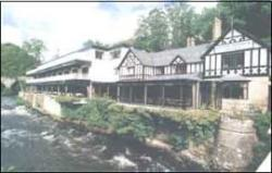 Chainbridge Hotel, Llangollen, North Wales