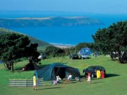 Golden Coast Holiday Village, Woolacombe, Devon