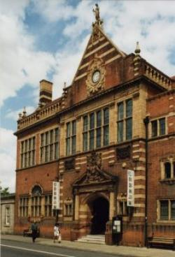 Worcester City Art Gallery & Museum, Worcester, Worcestershire