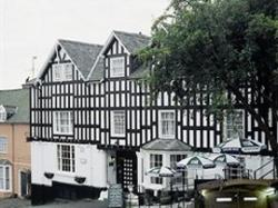 Dragon Hotel, Montgomery, Mid Wales