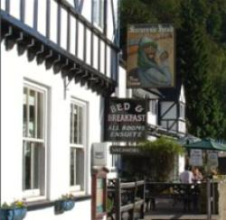 Saracens Head Inn, Ross-on-Wye, Herefordshire