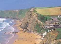 Watergate Bay Hotel, Newquay, Cornwall