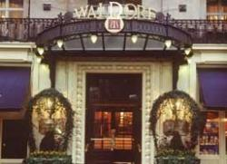 The Waldorf Hilton, Aldwych, London