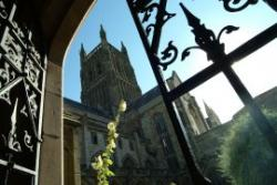 Worcester Cathedral, Worcester, Worcestershire