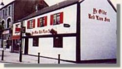 Ye Olde Red Lion, Tredegar, South Wales
