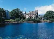 Cameron House Hotel on Loch Lomond