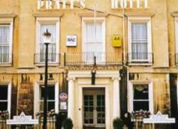 Pratts Hotel, Bath, Bath