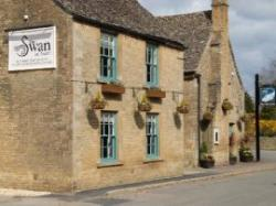 The Swan at Ascott, Chipping Norton, Oxfordshire