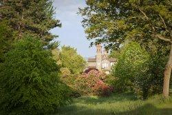 Gliffaes Country House Hotel, Crickhowell, Mid Wales