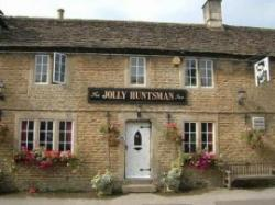 The Jolly Huntsman, Kington St Michael, Wiltshire