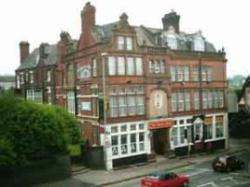 Crown Hotel, Stoke-on-Trent, Staffordshire