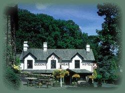 Queens Head Hotel, Troutbeck, Cumbria