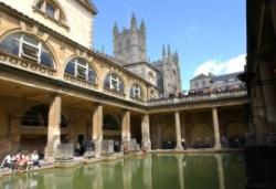 Roman Baths, Bath, Bath