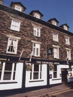 Churchill Inn, Ambleside, Cumbria