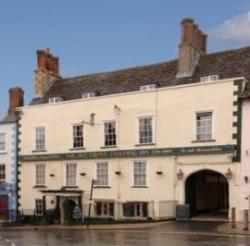 The Old Crown Coaching Inn, Faringdon, Oxfordshire