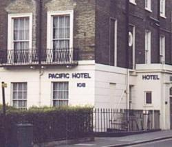 Pacific Hotel, Bayswater, London
