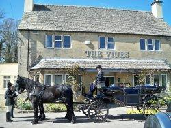 The Vines Hotel and Restaurant, Black Bourton, Oxfordshire
