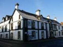 Three Salmons Hotel, Usk, South Wales