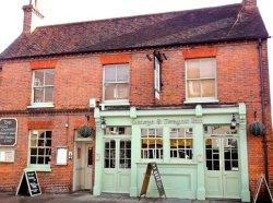 The George & Dragon Inn, Chichester, Sussex