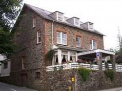 The Countryman Hotel, Camelford, Cornwall