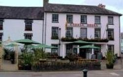 Castle Hotel, Llandovery, South Wales