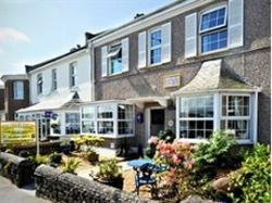 Sunrise Guest House, Bude, Cornwall