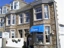 Tregony Guest House, St Ives, Cornwall