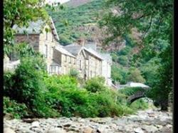 The Saracens Head Hotel, Beddgelert, North Wales