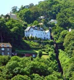 North Cliff Hotel, Lynton, Devon