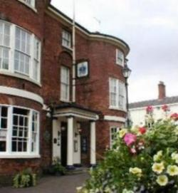 Crown Hotel, Stone, Staffordshire