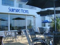 Surfside Hotel, Newquay, Cornwall