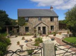 Sweetwater Trout Farm B&B, St Ives, Cornwall