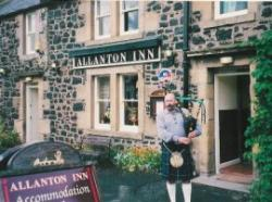 Allanton Inn, Swinton, Borders